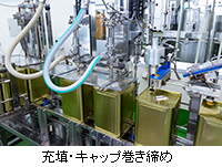 Automatic filling machine (18 L can)